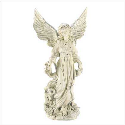 Guardian Angel Statues Figurines image tips