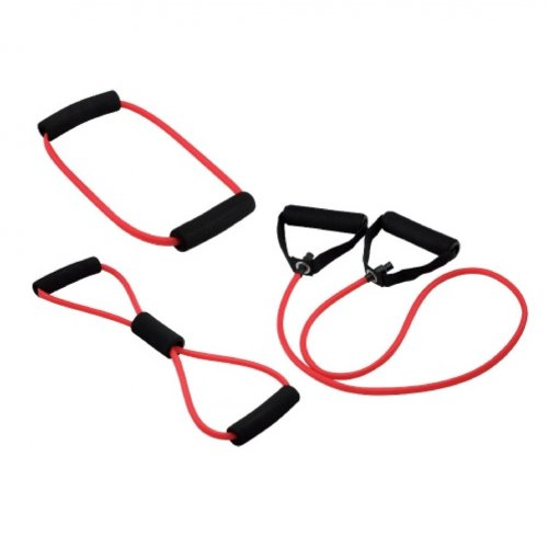 exercise band - red