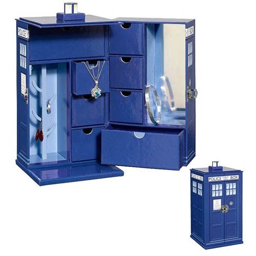 Doctor who tardis jewelry box wholesale drop shipping for Drop shipping jewelry business