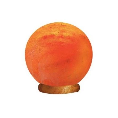 Natural Solution Himalayan Salt Globe Shape Lamp, Himalayan Salt Lamps - Drop shipping to your ...