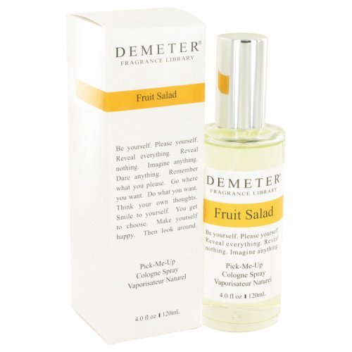 demeter by demeter fruit salad cologne spray (formerly jelly belly fruit salad) 4 oz