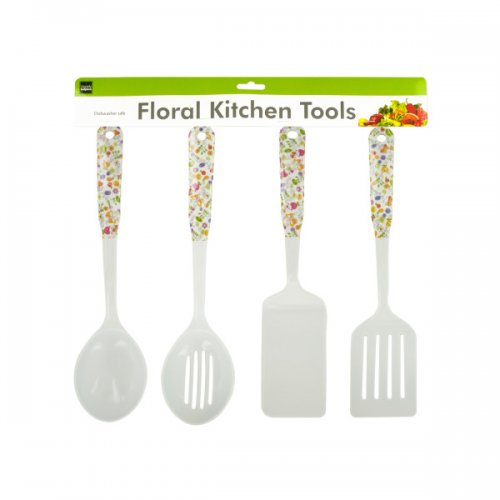 Handy Helpers Floral Kitchen Tools, Bulk Kitchen And