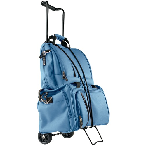 travel smart by conair 80lb folding multi-use cart