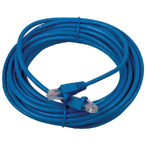 rca cat-5e 100mhz network cable, 25ft