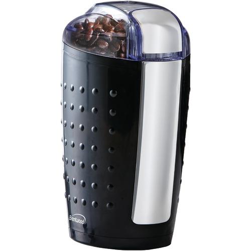 brentwood coffee grinder (black)