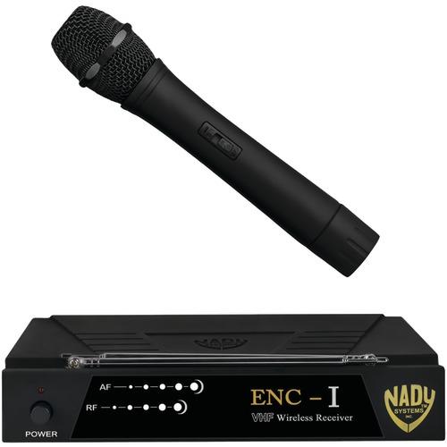nady enc-i professional single-channel vhf wireless system