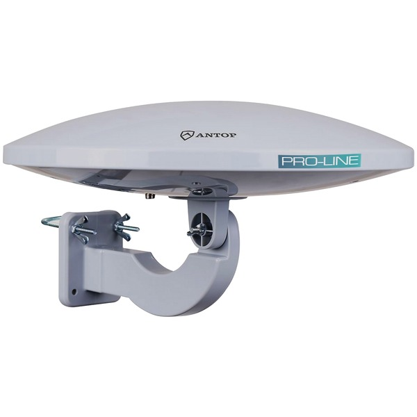 antop antenna inc. pl-414bg pro-line ufo amplified outdoor and attic and rv hdtv antenna