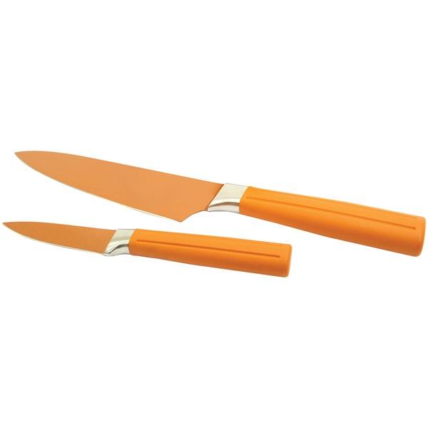 Starfrit R Starfrit 2 Piece Ecocopper Knife Set Kitchen