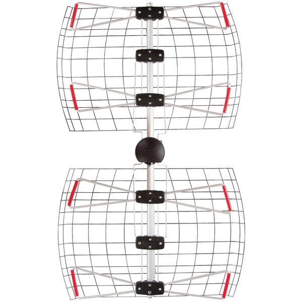 antennas direct db4-e ultra long range indoor and outdoor hdtv antenna