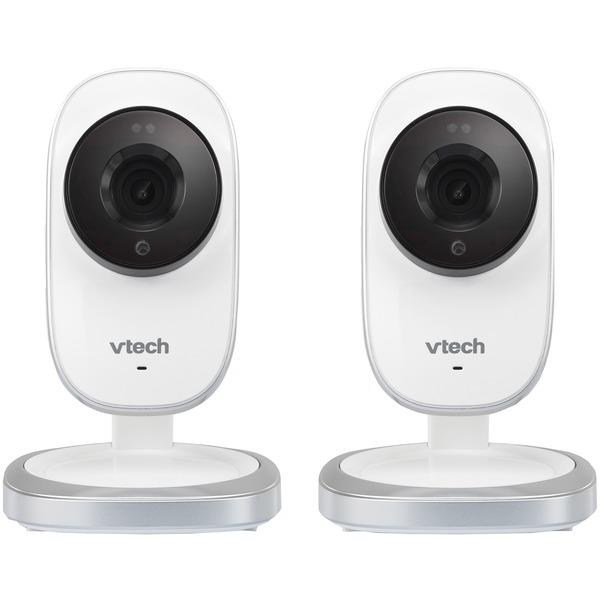 vtech vc9411 wi-fi ip 1080p full hd camera with alarm (2-camera system)