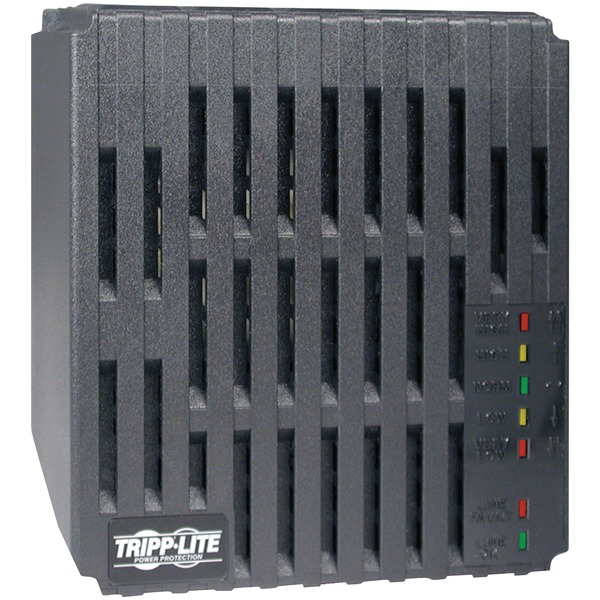 tripp lite 1,200-watt 120-volt line conditioner with 4 outlets, 7-foot cord