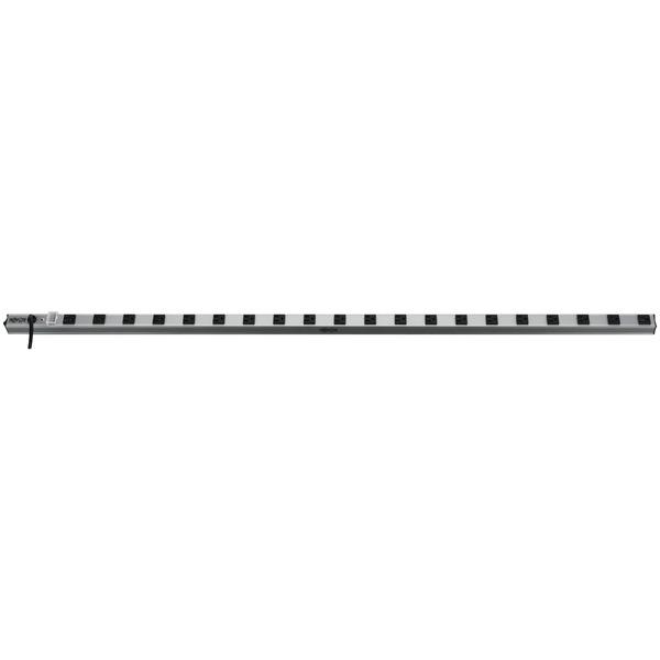 tripp lite 60-inch 20-outlet vertical 120-volt power strip, 15-foot cord