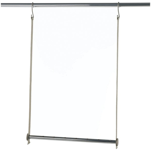 neatfreak harmony twill collection expandable hanging bar for closets