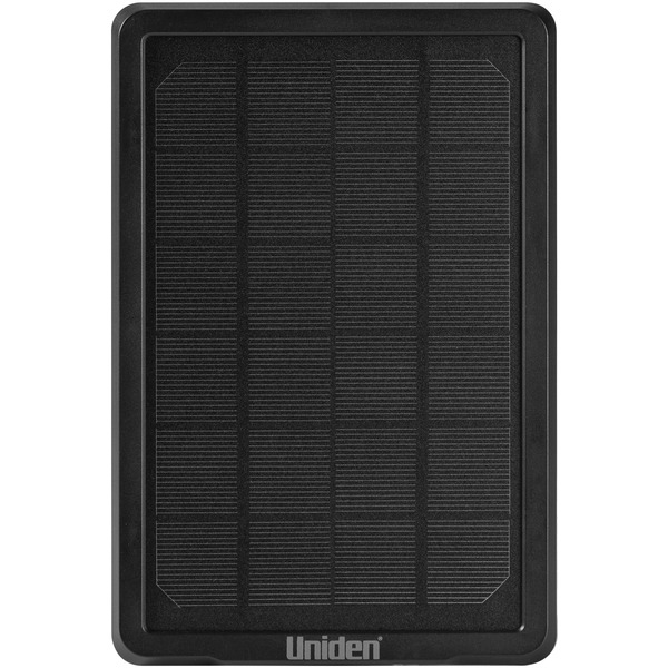 uniden solo solar panel charger for appcam solo 2