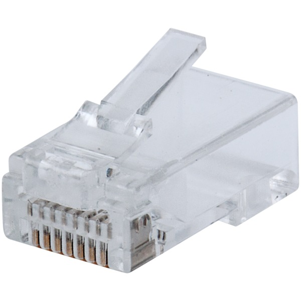 intellinet network solutions fastcrimp cat-5e rj45 modular plugs (100-pack)