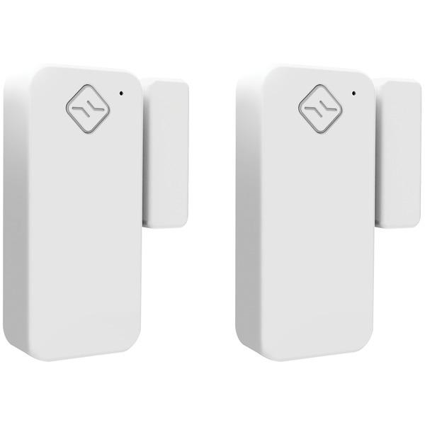 simplysmart home self-aligning window and door sensors (2 pk)