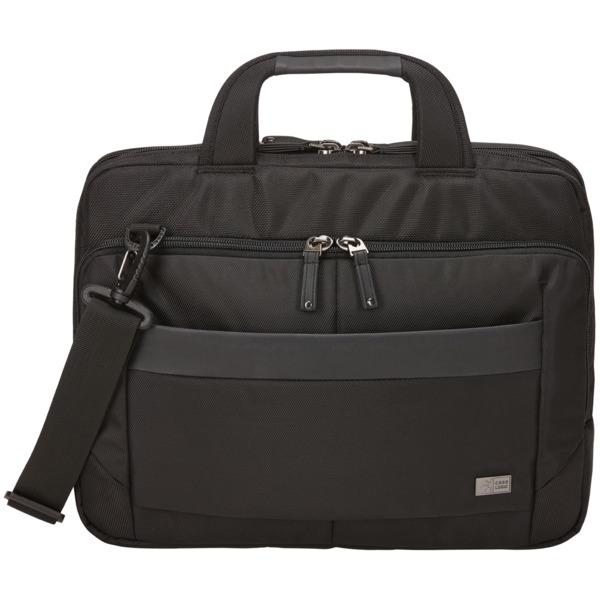 case logic 14-inch notion tsa briefcase