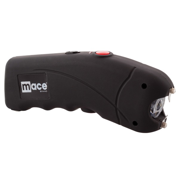 mace brand ergo stun gun with led (black)