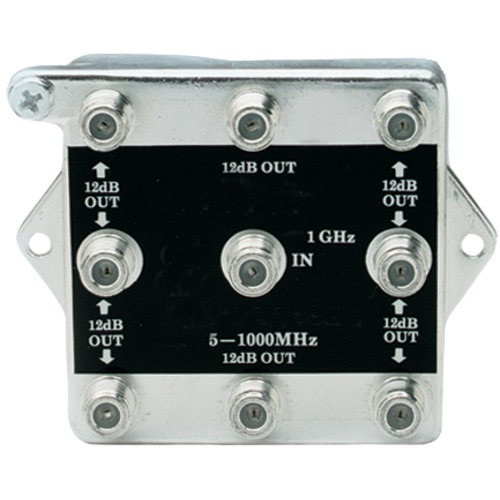 channel plus splitter and combiner (8 way)